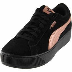 Puma Vikky Platform RG Sneakers Casual    - Black - Womens