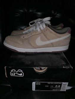 Vintage Nike Dunk Low 6.0 Suede shoes sneakers 314142 202 me