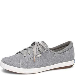 Keds Women's Vollie II Speckled Knit Sneaker,Gray,5.5 M US