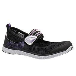 ALEADER Womens Water Shoes Mary Jane Comfort Walking Sneaker