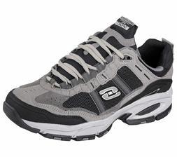 Skechers Wide Width shoes Men's Memory Foam Sport Comfort Sn