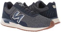 Wide Women New Balance 005 V2 Sneaker WRL005UA Color Navy/Se