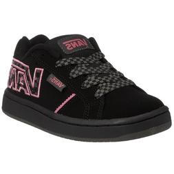 widow skate black pink 11