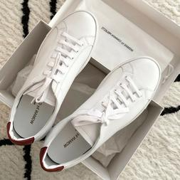 Woman by Common Projects Achilles Retro Low Leather Sneakers