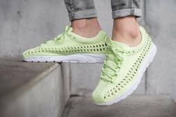 NIKE Woman's MAYFLY WOVEN QS LIGHT LIQUID LIME GREEN SZ 8.