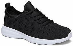 JOOMRA Women Lightweight Sneakers 3D Woven Stylish Athletic