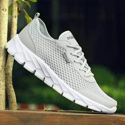 Women Slip On Knit Ultralight Breathable Athletic Walking Ru