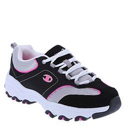 d4af6f2755509 Champion Women s Black Pink Women s Margaret Runner 7 Wide