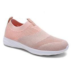 DREAM PAIRS Women's C0195 Fashion Breathable Running Sports