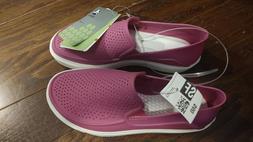 crocs Women's Citilane Roka Slip-On Sneaker | Comfortable Ca