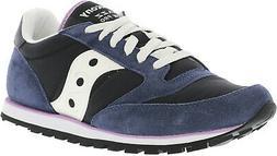 Saucony Women's Jazz Low Pro Ankle-High Walking Shoe