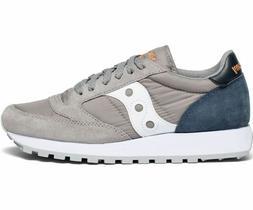 Saucony Women's Jazz Original Sneaker Shoes S1044-454 Grey /