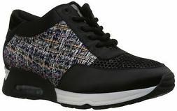 The Fix Women's Lexi Color/Material-Block Jogger Sneaker 6