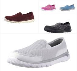 Danskin Now Women's Memory Foam Pick Color Slip-on Sneakers/