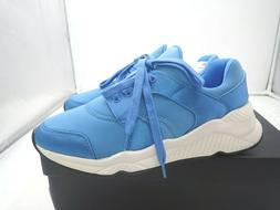 The Fix Women's Navarro Jogger Fashion Sneaker Cielo Blue Te