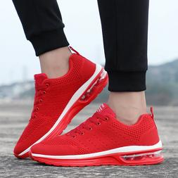 Women's Road Running Sneakers Fashion Sport Air Fitness Work