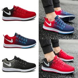 Women's Running Breathable Tennis Shoes Sports Casual Walkin