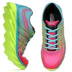 ALEADER Women's Running Shoes Fashion Walking Sneakers Pink