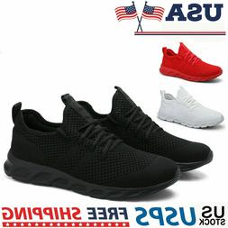 Women's Sneakers Breathable Lightweight Sport Mesh Walking T