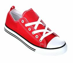 Shop Pretty Girl Women's Sneakers Casual Canvas Shoes Solid