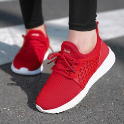 Women's Sneakers Casual Running Shoes Mesh Athletic Gym Walk