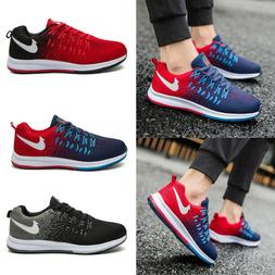 Women's Sports Tennis Shoes Running Breathable Casual Walkin