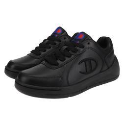 Champion Women's Super C Classic Court Low Lace-up Sneaker,