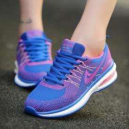 Women Tennis Shoes Ladies Running Athletic Sneakers Breathab