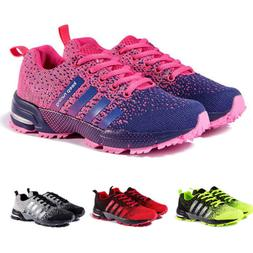 Women Trainers Sneakers Breathable sports Running Shoes Outd