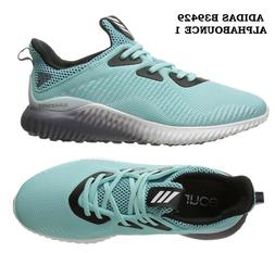 Womens ADIDAS ALPHABOUNCE 1 Aqua Blue Womens Running Shoes S