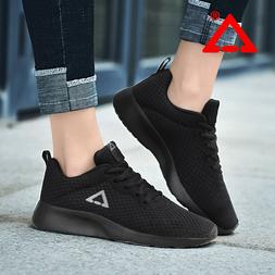 womens athletic sneakers mesh breathable running casual