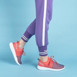JENN ARDOR Women's Athletic Walking Running Shoes Slip-on Ca