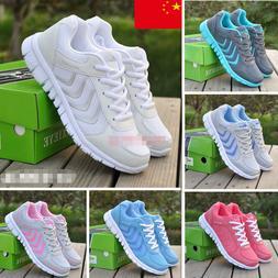 Women's Athletic Walking Sneakers Breathable Tennis Trainn