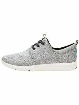 TOMS Toms Womens Del Rey Melange  Diamond Ankle-High Canvas