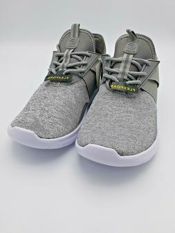 Womens Champion Drive 4 Spacedye Heathered Sneakers Gray NWT