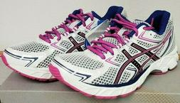 Women's ASICS GEL - EQUATION 7 sneaker white/black/hot pink