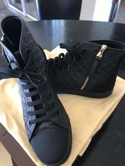 Louis Vuitton Women's High Top Sneakers For Women's