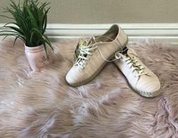 TOMS Womens shoes Lena cotton sneakers espadrille bloom slub