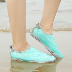 Womens Quick Dry Water Shoes Sports Walking Casual Aqua Shoe