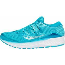 Womens Saucony Ride Iso Women's Running Runners Sneakers Cas