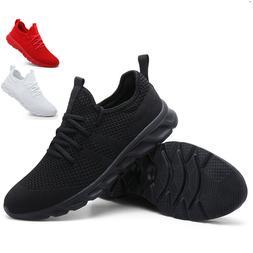 Womens Running Shoes Sport Comfortable Lightweight Mesh Walk
