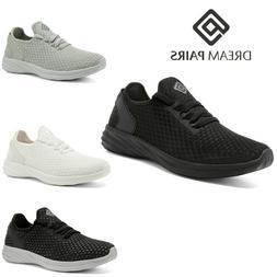 DREAM PAIRS Women's Running Sneakers Mesh Breathable Tenni