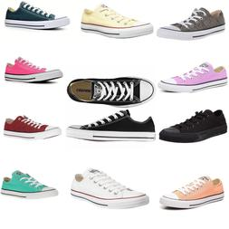 Womens Converse Shoes All Star Chuck Taylor Unisex Low Top C