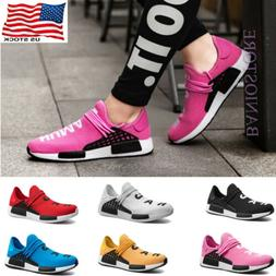 Womens Sneakers Mesh Canvas Casual Shoes Running Breathable
