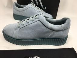 The Fix Womens Tanner Creeper Fashion Sneaker SIZE 10 Blue B