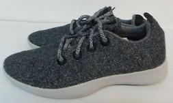 ALLBIRDS Wool Runners Mens Size 12 Sneakers Natural Grey W/