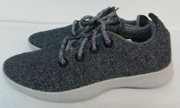ALLBIRDS Wool Runners Mens Size 8 Sneakers Natural Grey W/ L