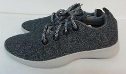 ALLBIRDS Wool Runners Mens Size 9 Sneakers Natural Grey W/ L