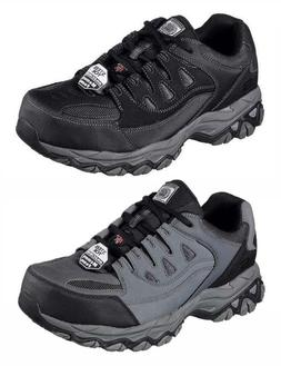 SKECHERS WORK Steel Toe, Slip Resistant, Electrical Hazard S
