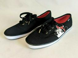 Keds x Disney Women's Champion Minnie Mouse Face Sneakers Bl